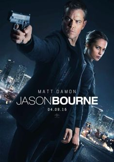 Jason Bourne (2016) full Movie Download free in hd