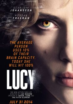 Lucy in Hindi full Movie Download Free in Dual Audio