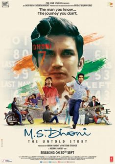 M.S. Dhoni: The Untold Story (2016) full Movie Download