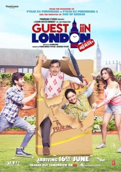 Guest iin London (2017) full Movie Download free in hd