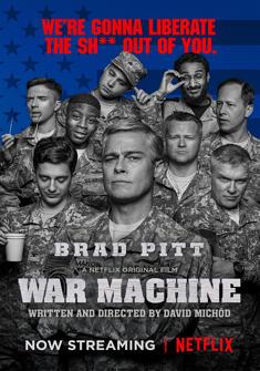 War Machine (2017) full Movie Download Free in Dual Audio