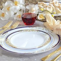 Best Heavy Duty Plastic Plates for Weddings - Best Heavy ...