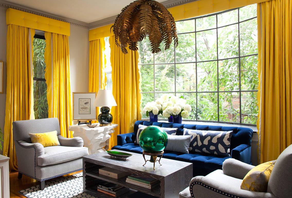 Blue And Yellow Living Room Decor How To Pick Furniture For Your Home Best Home Ideas