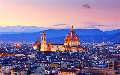 Hq 3d Wallpapers Free Download Download Wallpapers Duomo 4k Sunset Panorama Santa