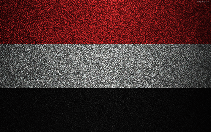 Music Quotes Wallpaper Widescreen Download Wallpapers Flag Of Yemen 4k Leather Texture