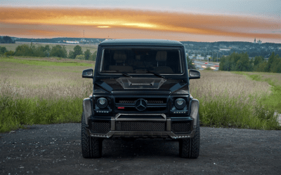 Download wallpapers Mercedes-Benz G500, tuning, luxury cars, 2018 cars, G-Class, Markus Wendler ...