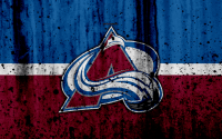 Download wallpapers 4k, Colorado Avalanche, grunge, NHL ...