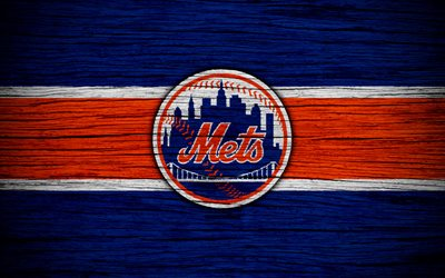 Beautiful Abstract Wallpapers 3d Download Wallpapers New York Mets 4k Mlb Baseball Usa