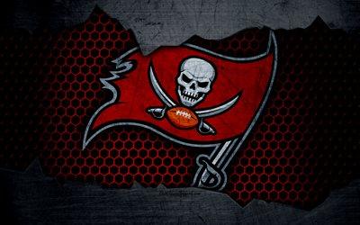 3d Wallpaper Ny Giants Download Wallpapers Tampa Bay Buccaneers 4k Logo Nfl