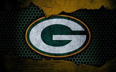 American Football Quotes Wallpaper Download Wallpapers Green Bay Packers 4k Logo Nfl