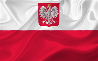3d Hq Wallpaper Download Download Wallpapers Flag Of Poland Polish Flag Poland
