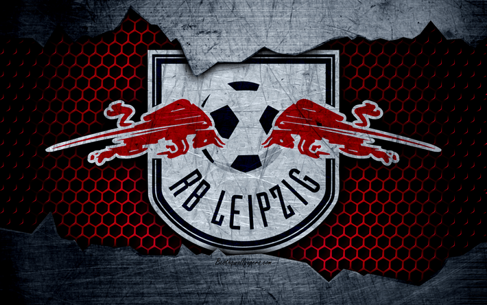 How To Install 3d Wallpaper Download Wallpapers Rb Leipzig 4k Logo Bundesliga