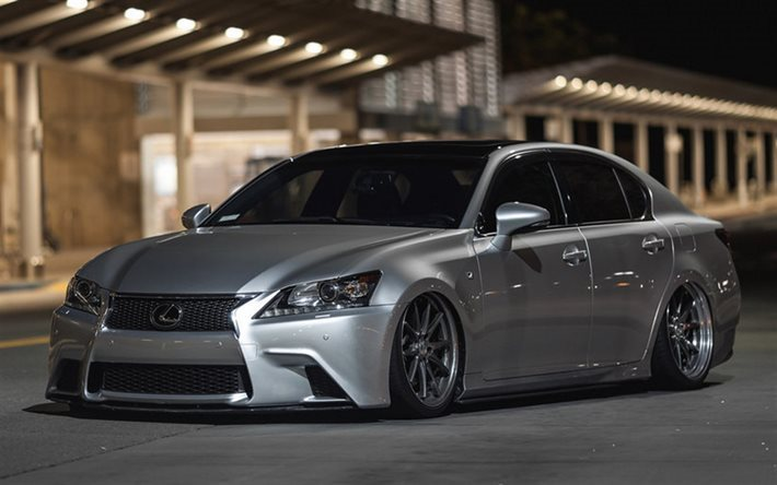 Ls 3d Art Wallpaper Download Wallpapers Lexus Gs Tuning Low Rider Stance