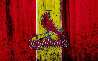 Best 3d Wallpaper 2017 Download Wallpapers 4k St Louis Cardinals Grunge