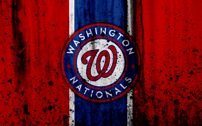Club America Wallpapers 3d Download Wallpapers 4k Washington Nationals Grunge