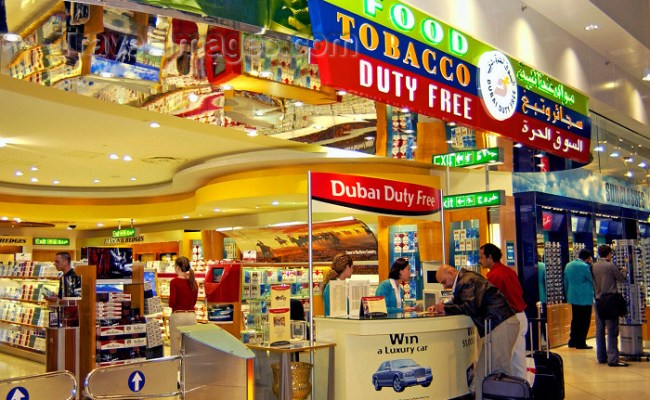 Dubai International Airport Shopping Bestindubai