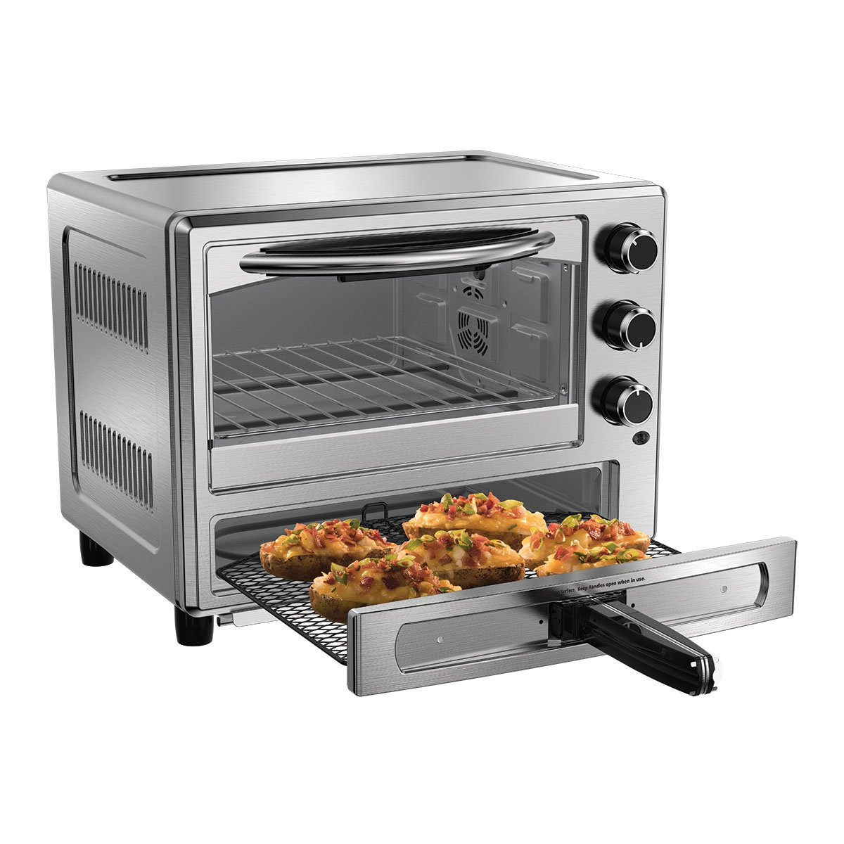 Countertop Pizza Oven Reviews Best Convection Oven Reviews 2019 Countertop Models Rated