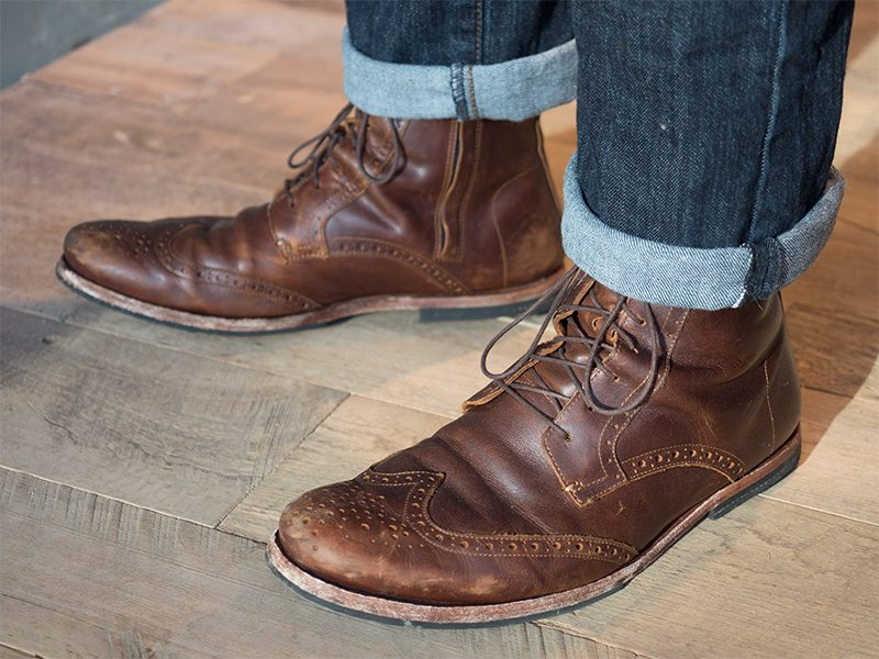 Timberland Boot Company Men39s Wodehouse Wing Boots 300
