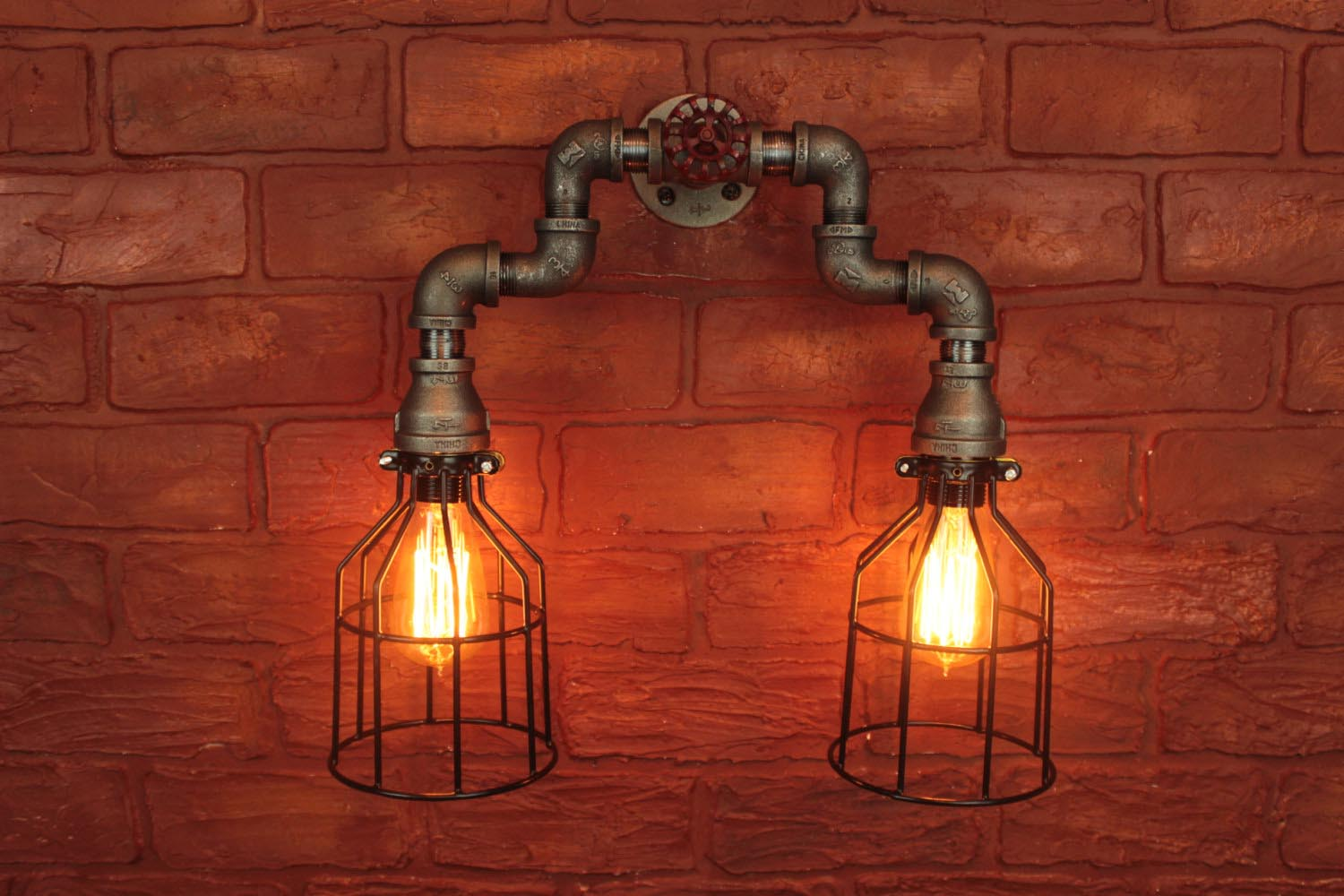 Industrial Style Bathroom Light Fixtures Copper Bathroom Light Fixtures Light Fixtures Design Ideas