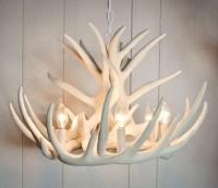 Deer Antlers Light Fixtures | Light Fixtures Design Ideas