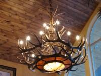 Elk Antler Light Fixtures | Light Fixtures Design Ideas