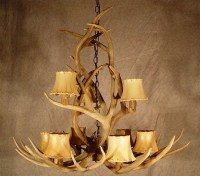 Elk Antler Lighting Fixtures | Light Fixtures Design Ideas