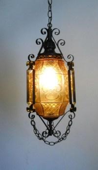 Lantern Pendant Light Fixture | Light Fixtures Design Ideas