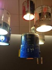 Paint Can Light Fixture | Light Fixtures Design Ideas