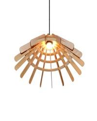 Wooden Hanging Light Fixtures | Light Fixtures Design Ideas