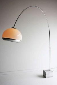 Arch Marble Floor Lamp   Light Fixtures Design Ideas