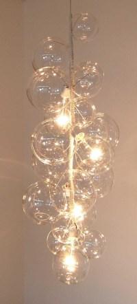Bubble Glass Chandelier By Solaria | Light Fixtures Design ...