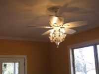 Ceiling Fan With Chandelier Light Kit | Light Fixtures ...