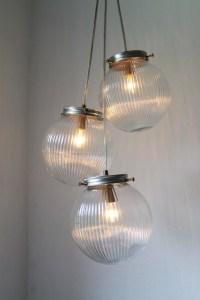 Glass Globe Chandelier Lighting | Light Fixtures Design Ideas