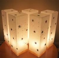 Japanese Lantern Floor Lamps   Light Fixtures Design Ideas