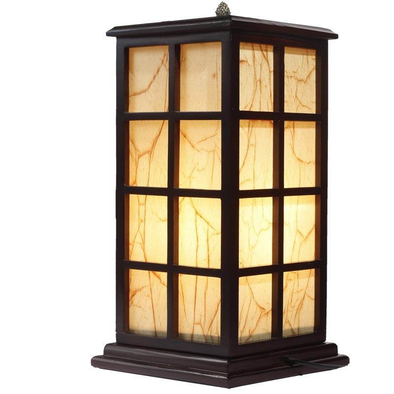 Japanese Shoji Floor Lamps