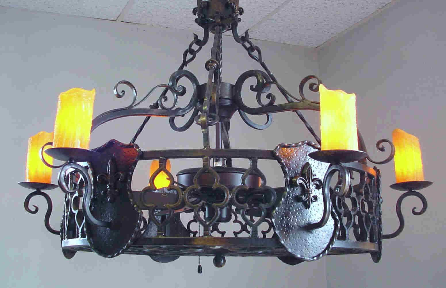 Antique White Ceiling Fan With Chandelier White Ceiling Fan With Chandelier Light Fixtures Design