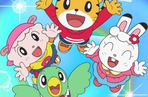 Top 10 Japanese Cartoons for Children 0-6 Years Old Tokyo Family Guide