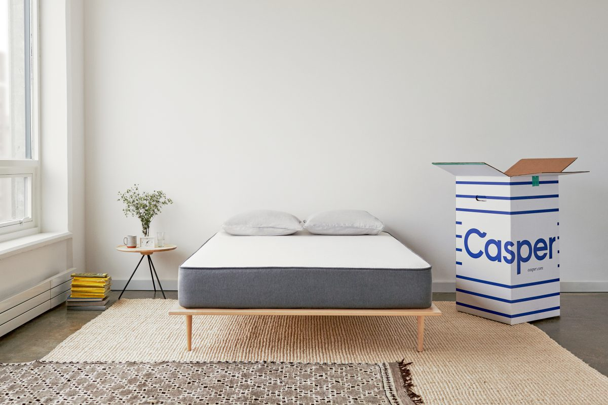Casper Kopfkissen Casper Pillow Review Best Mattress Uk