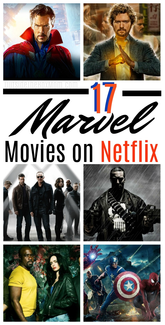 Movel Moveis 17 Marvel Movies On Netflix Best Movies Right Now