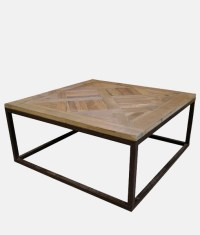 Industrial Coffee Table Square Shape - Bestofexports