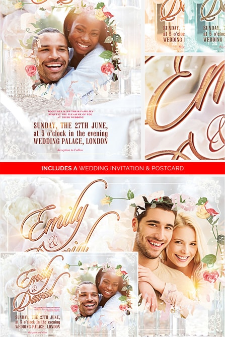 Wedding Celebration Free Flyer Template Best of Flyers - wedding flyer
