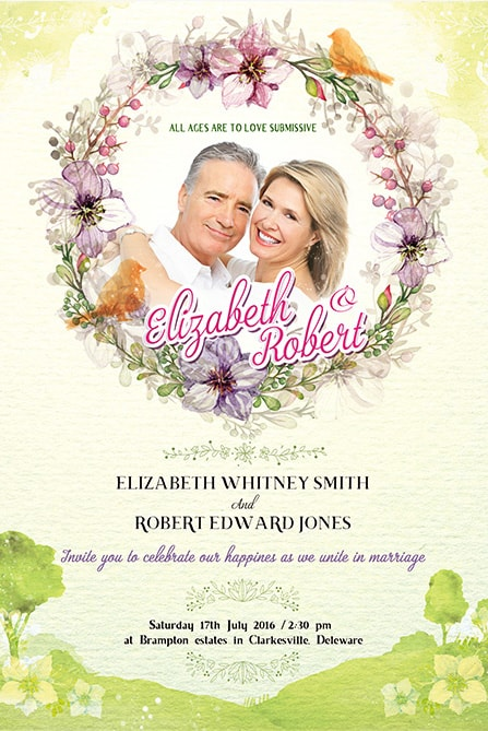Wedding Invitation Free Flyer Template Best of Flyers