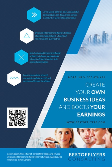 Multipurpose Corporate Free Flyer Template Best of Flyers