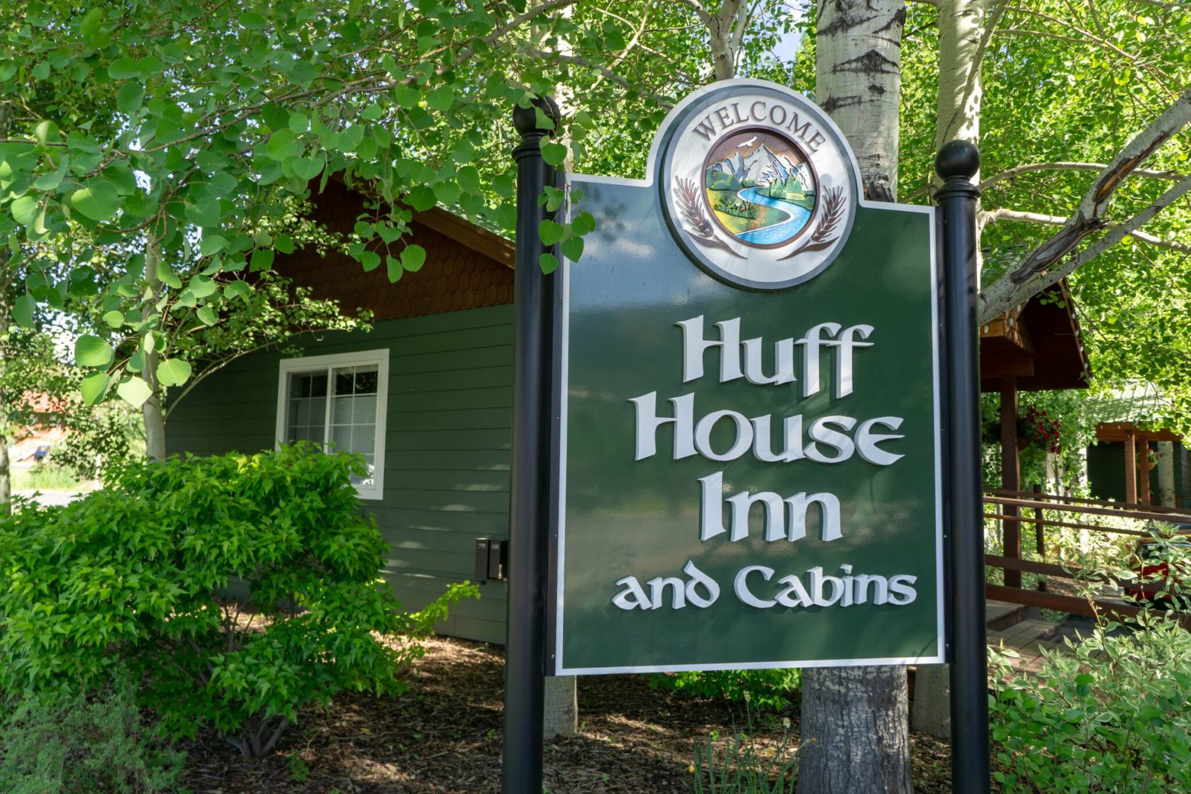 Huff House Huff House Inn And Cabins Best Of Jackson Hole Local Guide To