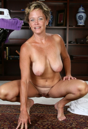 full frontal naked wife