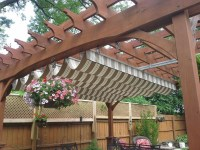 Pergola Roof Options | Outdoor Goods