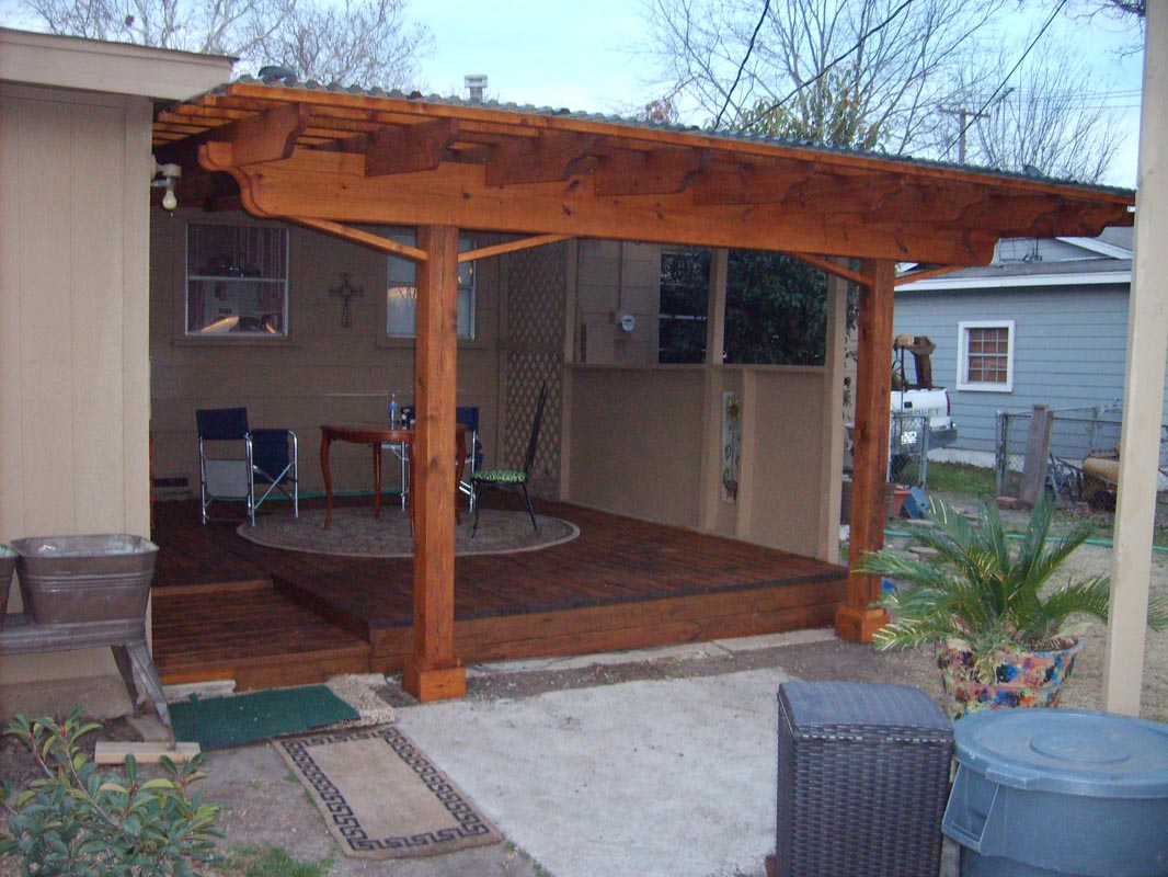 Pergola Style Patio Cover Pergola Design Ideas