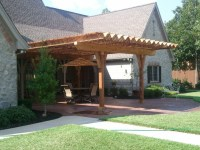 Pergola With Covered Roof | Pergola Design Ideas