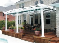 Retractable Pergola Shade Covers | Pergola Design Ideas