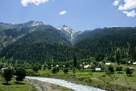 Adventure in Kashmir